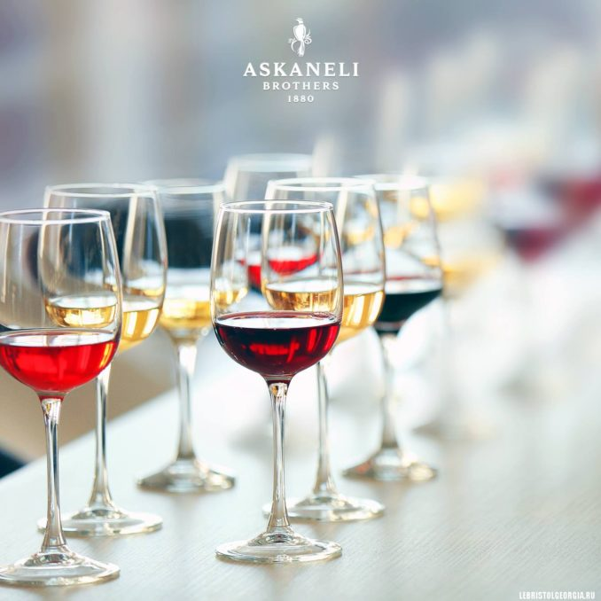 Askaneli Brothers_wine collection