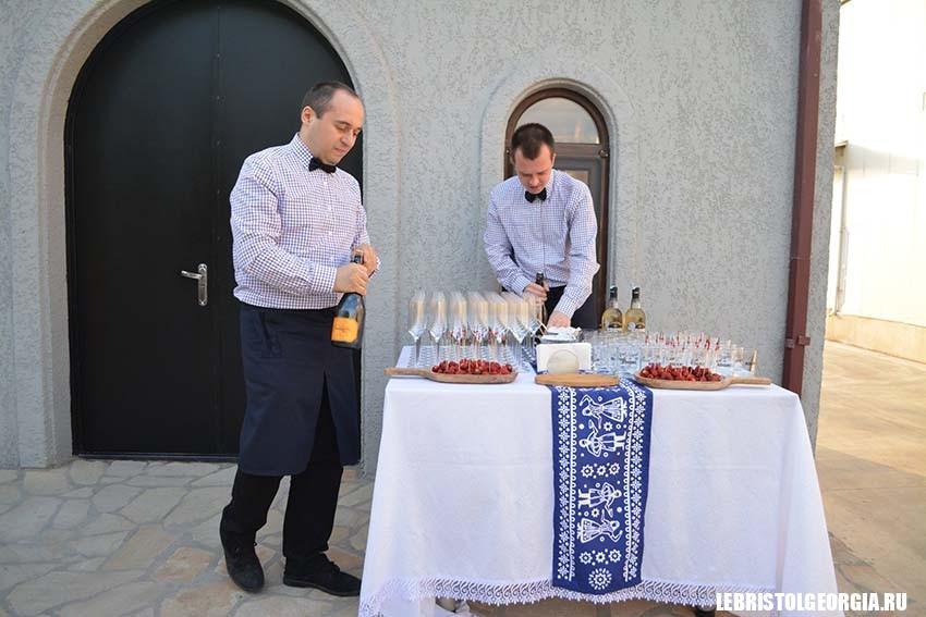 магазин вина в Грузии askaneli